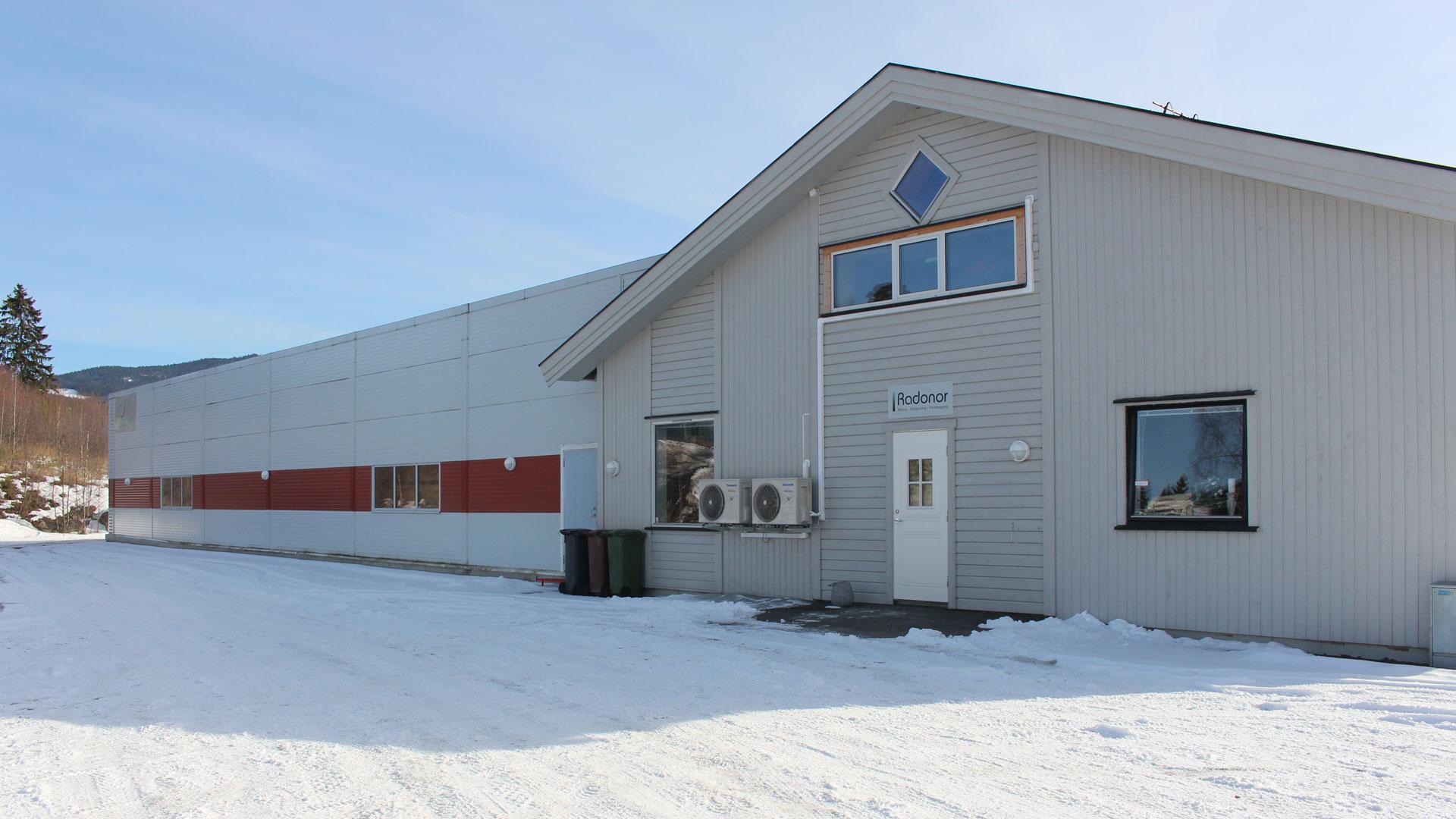 Radonors hovedkontor