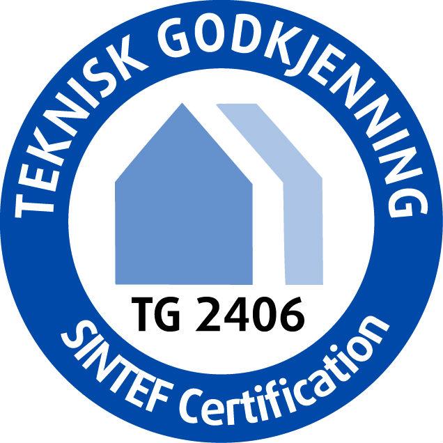 Teknisk godkjenning - TG2406
